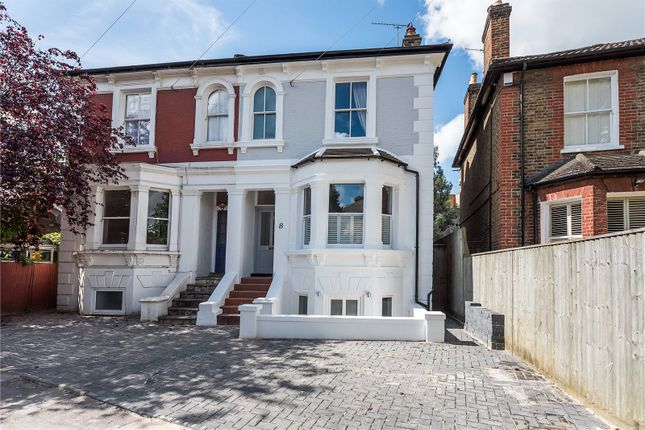 5 bed semi-detached house for sale in Palmer Crescent, Kingston Upon Thames