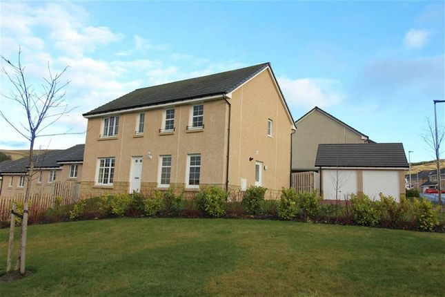 Thumbnail Detached house for sale in Todburn Way, Clovenfords, Galashiels