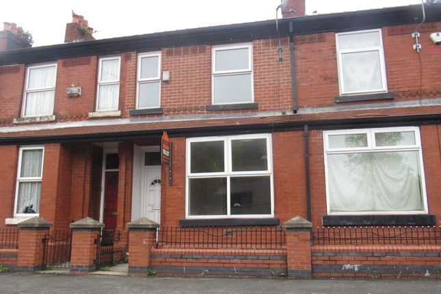 Thumbnail Terraced house to rent in Bank Street, Manchester