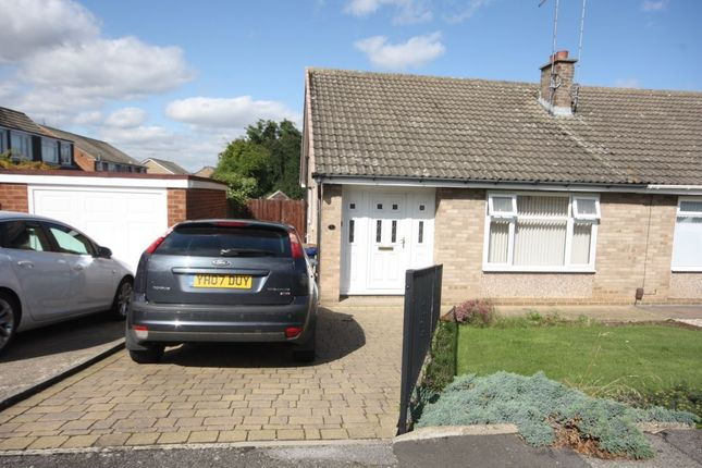 Thumbnail Bungalow for sale in Byland Close, Guisborough