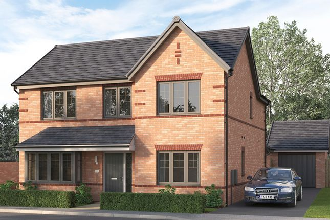 4 bed detached house for sale in Mansfield, Nottinghamshire NG18