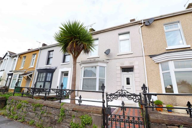 Thumbnail Terraced house to rent in Felinfoel Road, Llanelli, Carmarthenshire