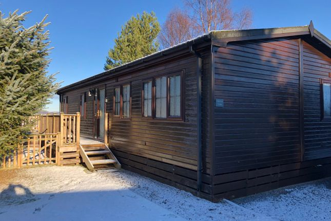 Thumbnail Mobile/park home for sale in Loch Garten Chalet Park, Boat Of Garten
