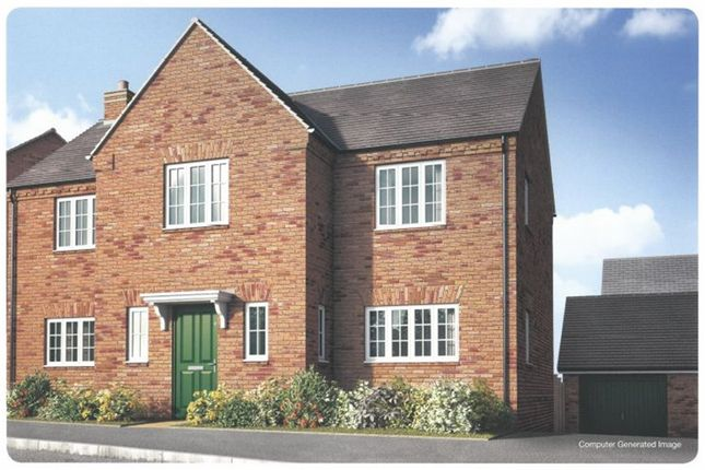 Thumbnail Detached house for sale in Plot 7, Moorland Glade, Hillmorton, Rugby