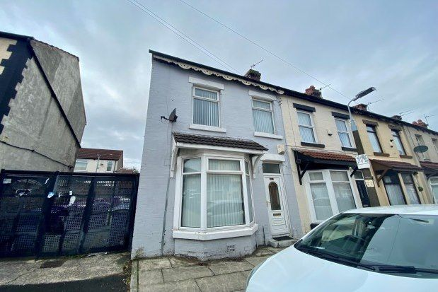 Thumbnail Property to rent in Munster Road, Liverpool