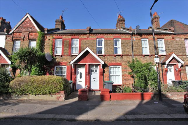Thumbnail Terraced house to rent in Darwin Road, London