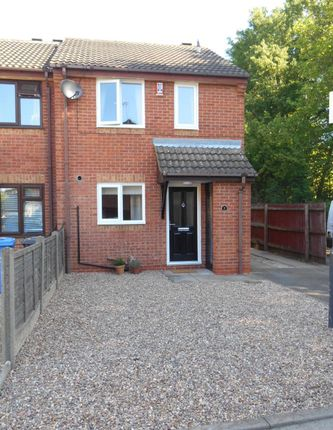 Thumbnail Semi-detached house to rent in Attlebridge Close, Derby