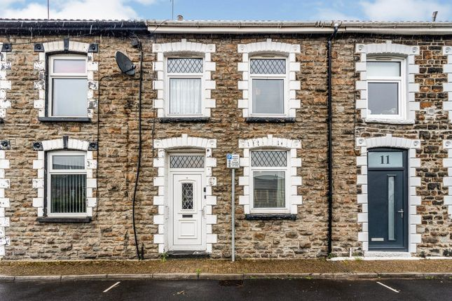Terraced house for sale in Syphon Street, Porth