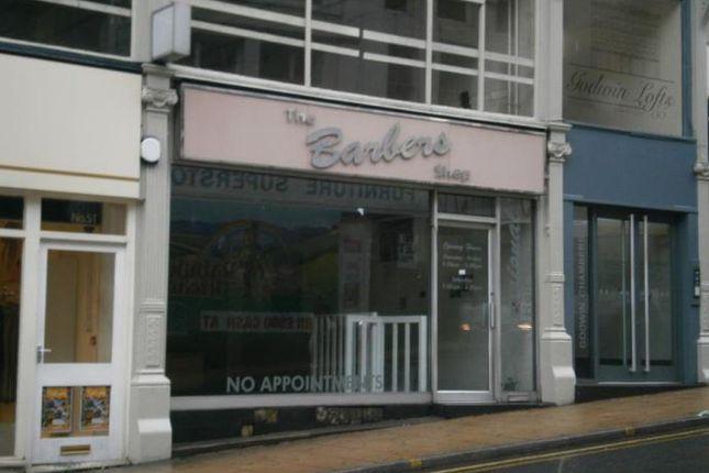 Retail premises to let in 53 Godwin Street, Bradford