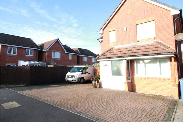 Thumbnail Detached house for sale in Torpoint Close, Liverpool, Merseyside