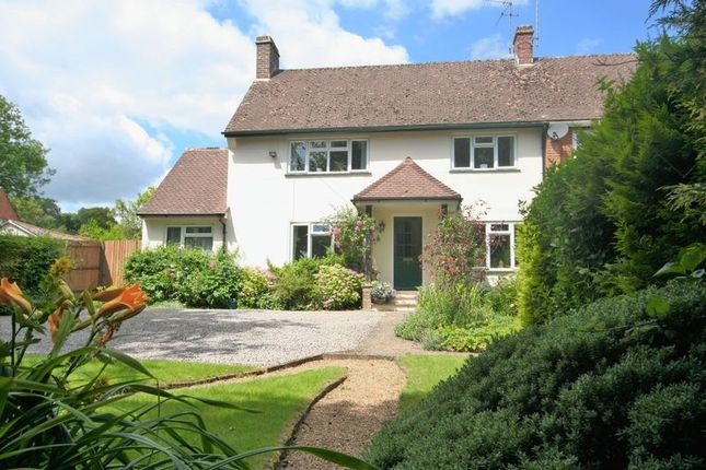 Thumbnail Semi-detached house for sale in Beeches Hill, Bishops Waltham, Southampton