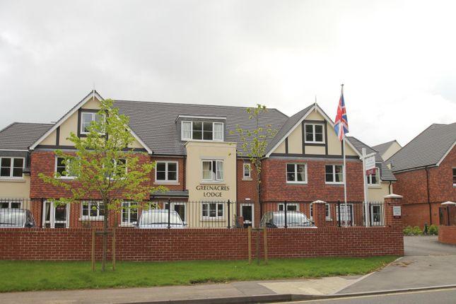 Thumbnail Flat for sale in Limpsfield Road, Warlingham