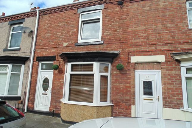 Thumbnail Terraced house to rent in Thirlmere Road, Darlington