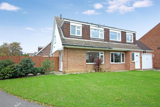 Thumbnail Semi-detached house for sale in Ludlow Avenue, Garforth, Leeds