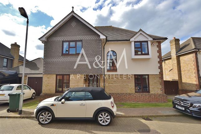 Thumbnail Property for sale in Fair Oak Place, Ilford