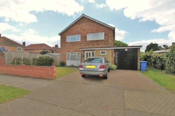 Thumbnail Detached house for sale in Chesterfield Drive, Ipswich