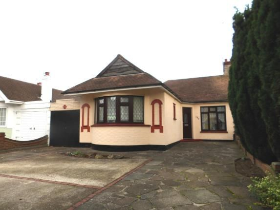 Thumbnail Bungalow for sale in Rochford Road, Southend-On-Sea