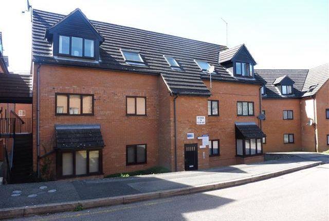 Thumbnail Flat to rent in Highgrove Court, Rushden