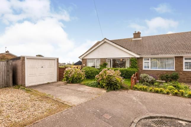 Thumbnail Bungalow for sale in Roman Way, St. Margarets-At-Cliffe, Dover, Kent