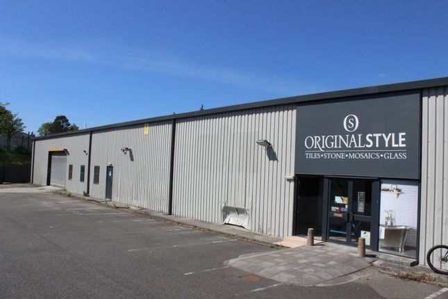 Thumbnail Warehouse for sale in Lister Close, Newnham, Plymouth