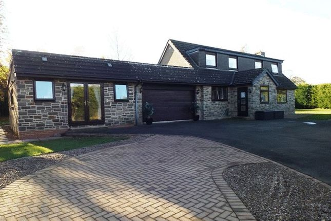 Thumbnail Bungalow for sale in Field House Close, Hepscott, Morpeth