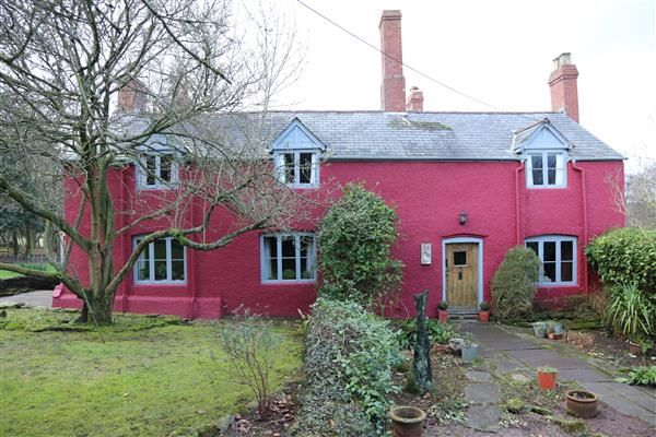 Thumbnail Farmhouse for sale in Tre-Evan Farm, Llangarron, Llangarron - Ross-On-Wye