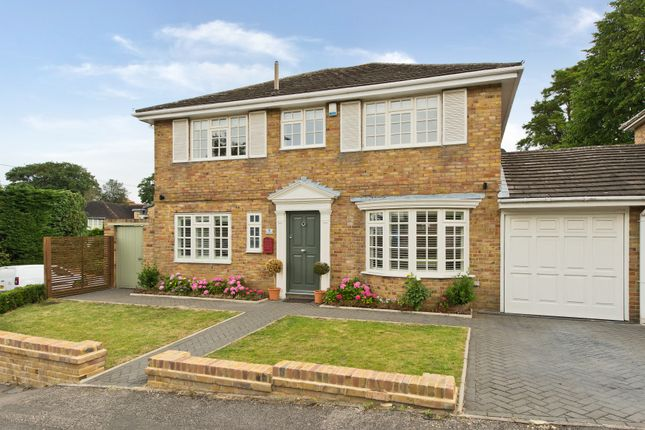 Thumbnail Property for sale in Peregrine Way, Wimbledon Common, Wimbledon