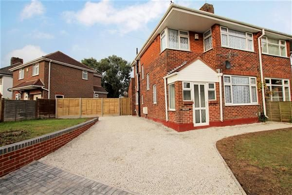 Thumbnail Semi-detached house to rent in Deanscroft Road, Bournemouth