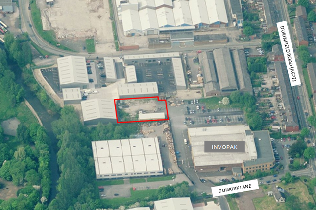 Thumbnail Warehouse to let in Dunkirk Lane, Hyde