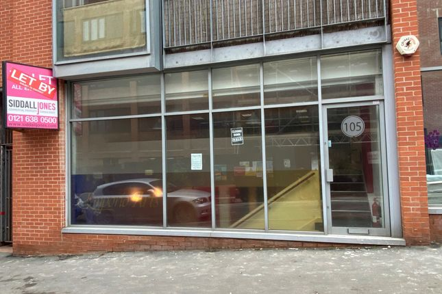 Thumbnail Office to let in 105 Carver Street, Jewellery Quarter, Birmingham
