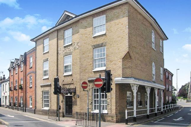 1 bed flat for sale in Cromer Road, North Walsham NR28