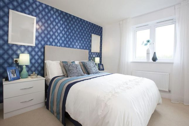 "Typical Bedroom of ""St, Ives Apartment 1"" at Knights Way, St. Ives, Huntingdon PE27"