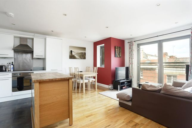 Thumbnail Flat for sale in King Square Avenue, Stokes Croft, Bristol
