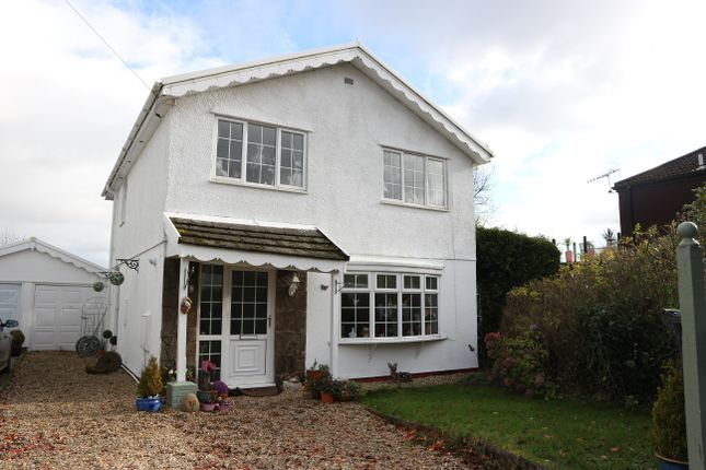 Thumbnail Detached house for sale in Beechwood Drive, Heolgerrig, Merthyr Tydfil