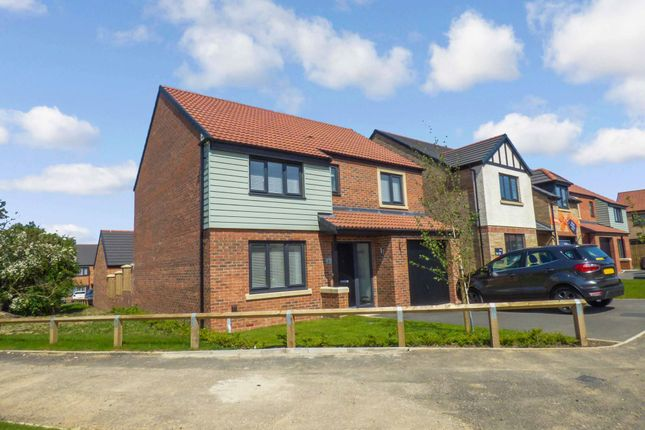 Thumbnail Detached house for sale in Digby Place, St. Nicholas Manor, Cramlington