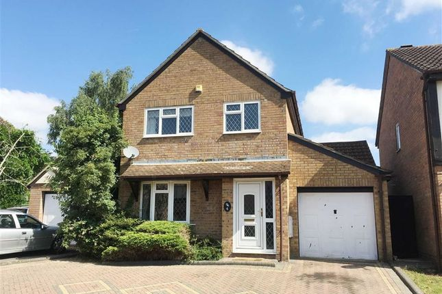 Thumbnail Detached house for sale in Sheppard Close, Chippenham, Wiltshire