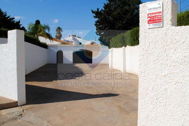 Thumbnail Villa for sale in Calle Mar De Alborán, Puerto De Mazarron, Mazarrón