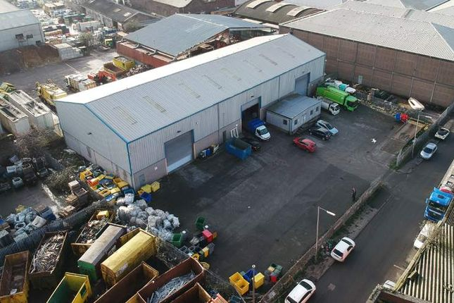 Thumbnail Industrial for sale in 12, Juniper Street, Liverpool