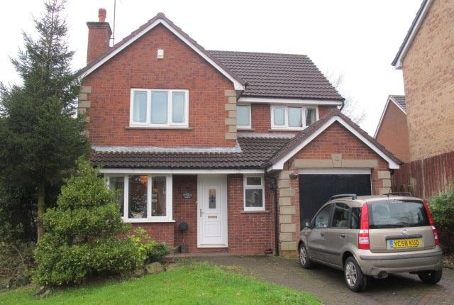 Thumbnail Detached house to rent in Thornlea Drive, Norden, Rochdale