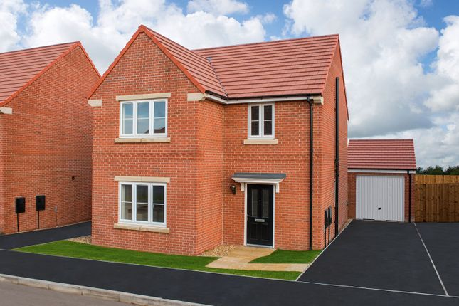 "Thumbnail Detached house for sale in ""The Conisholme"" at Cobblers Lane, Pontefract"