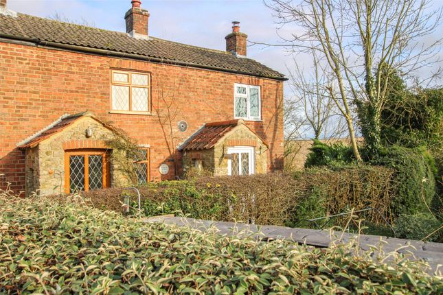 Thumbnail End terrace house for sale in Kiln Hill, Ludford, Market Rasen, Lincolnshire