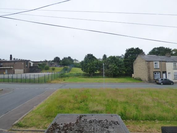 Rear Views of Piccadilly Road, Burnley, Lancashire BB11