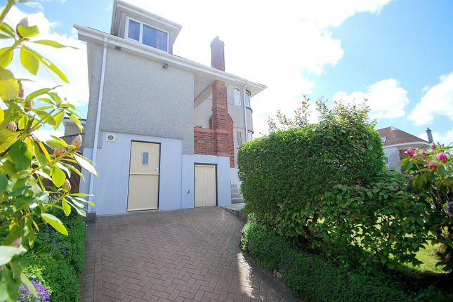 Driveway of Long Ley, Plymouth PL3
