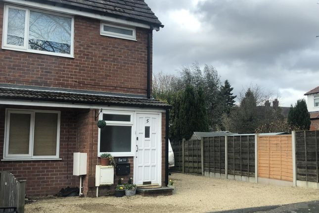 Thumbnail Flat to rent in Bampton Close, Lowndes Lane, Offerton, Stockport
