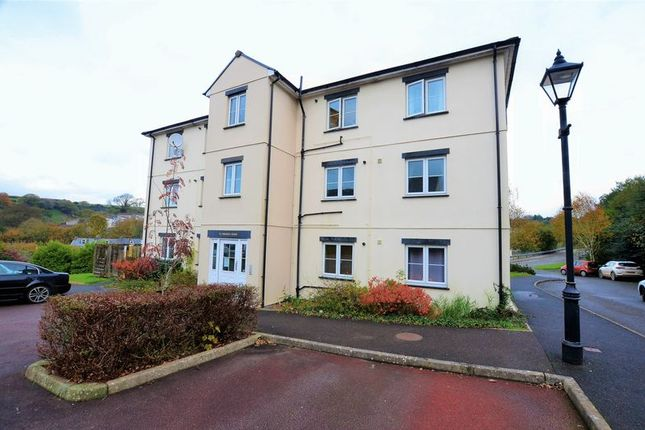 Thumbnail Flat to rent in Talvenydh Court, Dennison Road, Bodmin