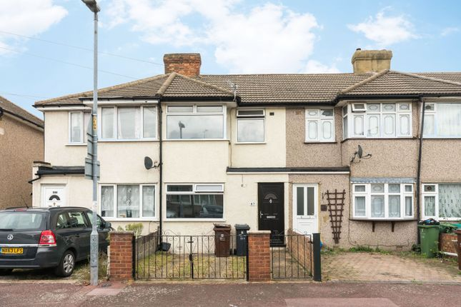 Thumbnail Terraced house for sale in Second Avenue, Dagenham