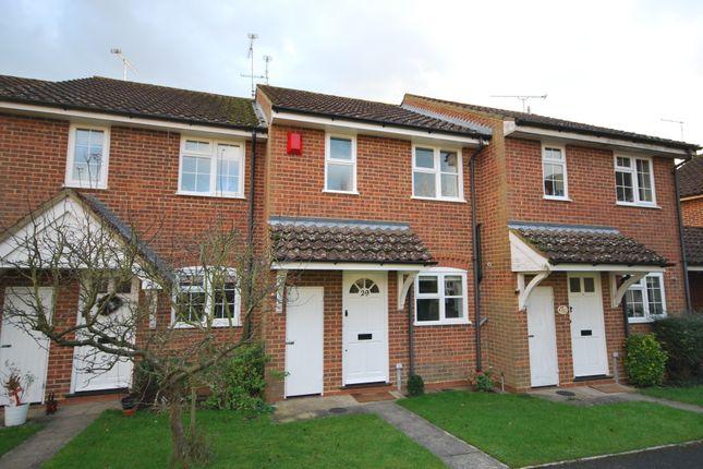 Thumbnail Terraced house to rent in Bonners Field, Bentley, Farnham