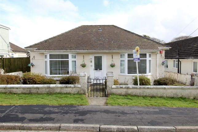 Thumbnail Detached bungalow for sale in Holtwood Road, Glenholt, Plymouth