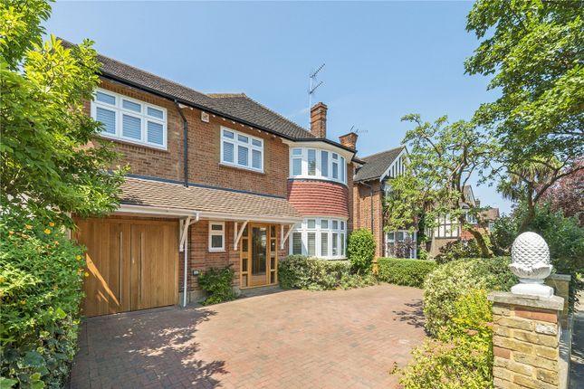Thumbnail Detached house for sale in Berwyn Road, Richmond