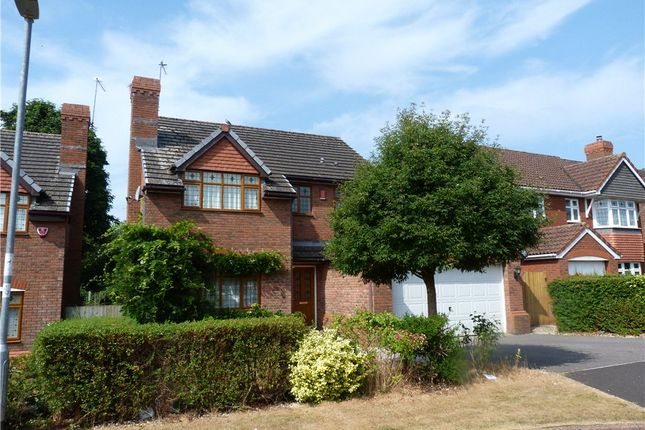 Thumbnail Detached house to rent in College Green, Yeovil, Somerset